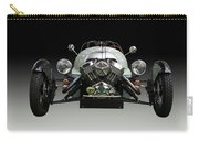Morgan 3 Wheeler Front End Carry-all Pouch