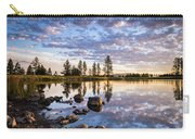 Morgan Lake Sunrise Carry-all Pouch