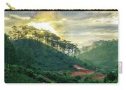 Moring In Dalat Carry-all Pouch