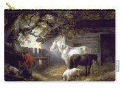 Morland: Farmyard, 1792 Carry-all Pouch