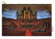 Mormon Meeting Hall Carry-all Pouch