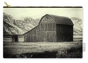 Mormon Row Barn No 1 Carry-all Pouch