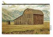 Mormon Row Barn No 3 Carry-all Pouch