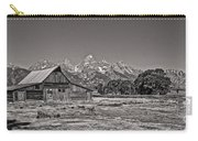 Mormon Row Too Carry-all Pouch