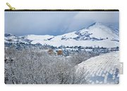 Mormon Tabernacle In Snow II Carry-all Pouch
