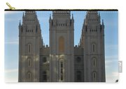 Mormon Temple Fall Carry-all Pouch