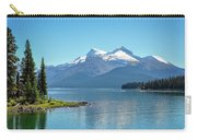 Morning At Lake Maligne, Canada Carry-all Pouch