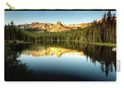 Morning At Lake Mamie Carry-all Pouch