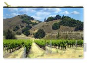 Morning At Mosby Vineyards Carry-all Pouch