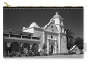 Morning At San Luis Rey Mission Carry-all Pouch