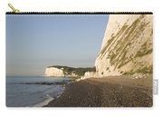 Morning At The White Cliffs Of Dover Carry-all Pouch