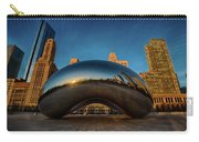 Morning Bean Carry-all Pouch by Sebastian Musial