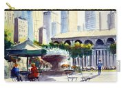 Morning, Bryant Park  Carry-all Pouch