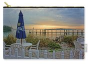Morning By The Bay Carry-all Pouch