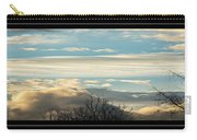 Morning Clouds Carry-all Pouch