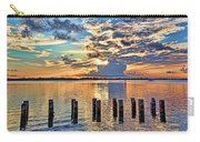 Morning Colors By H H Photography Of Florida Carry-all Pouch