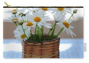 Morning Daisies Carry-all Pouch