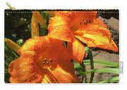 Morning Daylilies Carry-all Pouch