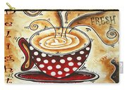 Morning Delight Original Painting Madart Carry-all Pouch