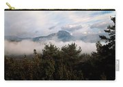 Morning Fog In Autumn In The Verdon Carry-all Pouch
