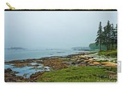 Morning Fog - Maine Carry-all Pouch