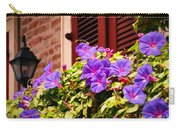 Morning Glories In Nola Carry-all Pouch