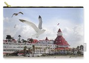 Morning Gulls On Coronado Carry-all Pouch