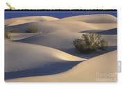 Morning In Death Valley Dunes Carry-all Pouch