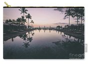 Morning In Paradise Carry-all Pouch