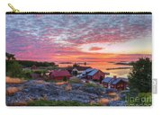 Morning In The Archipelago Sea Carry-all Pouch