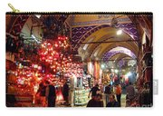 Morning In The Grand Bazaar Carry-all Pouch