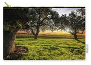 Morning In Wine Country Carry-all Pouch