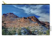 Morning In Zion Carry-all Pouch