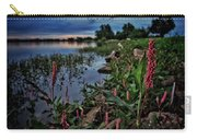 Morning Light Along The Shore  Carry-all Pouch
