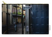 Morning Light In The French Quarter Carry-all Pouch