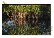 Morning Light Mangrove Reflection Carry-all Pouch