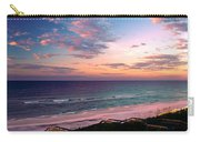 Morning Light On Rosemary Beach Carry-all Pouch