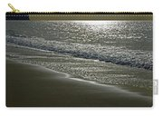 Morning Light On Sandown Beach Carry-all Pouch