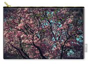 Morning Lit Magnolia Carry-all Pouch