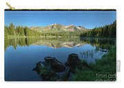 Morning Meditation - Lake Irwin Carry-all Pouch
