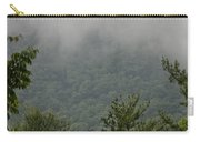 Morning Mist Bluestone State Park West Virginia Carry-all Pouch