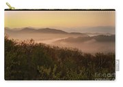 Morning Mist Three Carry-all Pouch