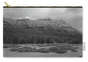 Morning Mountains In Yellowstone Carry-all Pouch