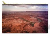 Morning On Dead Horse Point Carry-all Pouch
