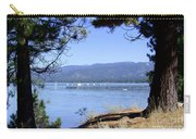 Morning On Lake Tahoe Carry-all Pouch
