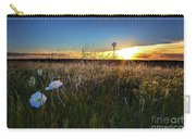 Morning On The Grasslands Carry-all Pouch