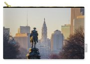Morning On The Parkway - Philadelphia Carry-all Pouch