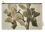 Morning Orchid Carry-all Pouch by Ben and Raisa Gertsberg