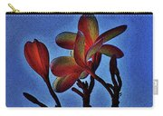 Morning Plumeria Carry-all Pouch