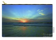 Morning Sea Foam Carry-all Pouch